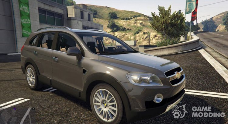 2013 Chevrolet Captiva for GTA 5