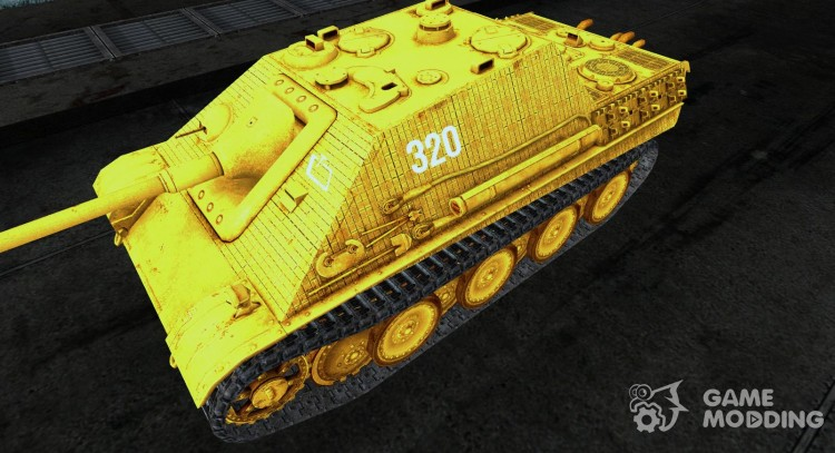 JagdPanther 26 для World Of Tanks