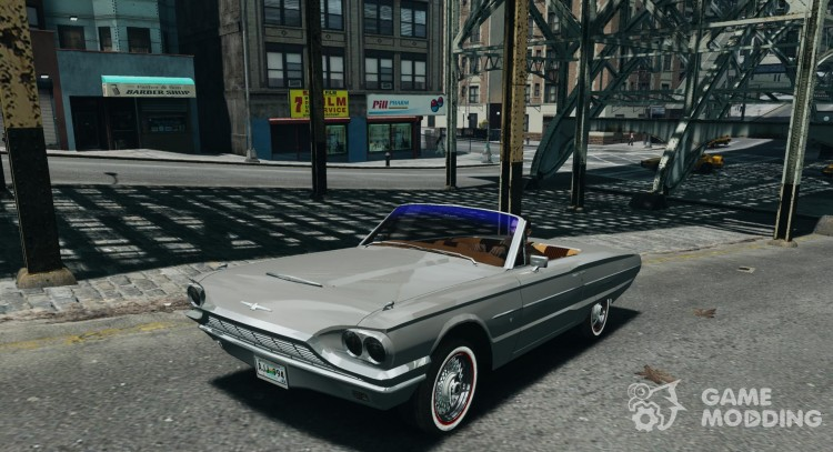 Ford Thunderbird Light Custom 1964-1965 v 1.0 for GTA 4