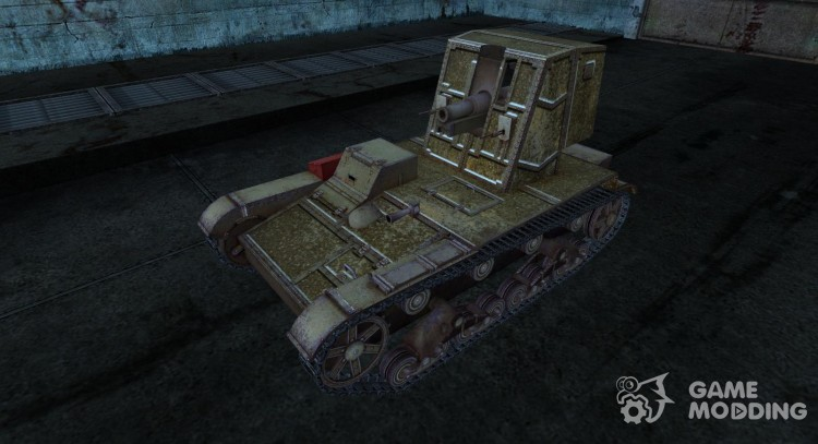 СУ-26 DEDA для World Of Tanks