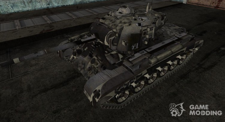 Pershing from 1000MHz for World Of Tanks