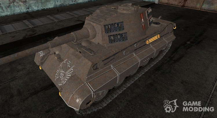 Pzkpfw VIB Tiger II Строгг для World Of Tanks