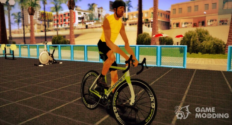 GTA V Whippet Race Bike for GTA San Andreas