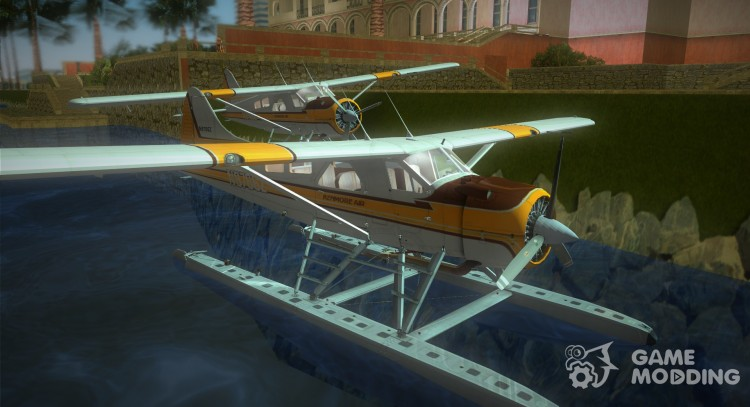 De Havilland Beaver DHC2 for GTA Vice City