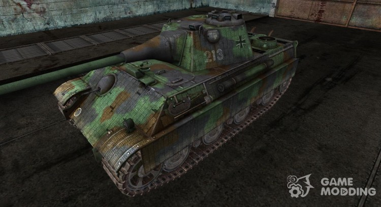 Panther II MrNazar для World Of Tanks