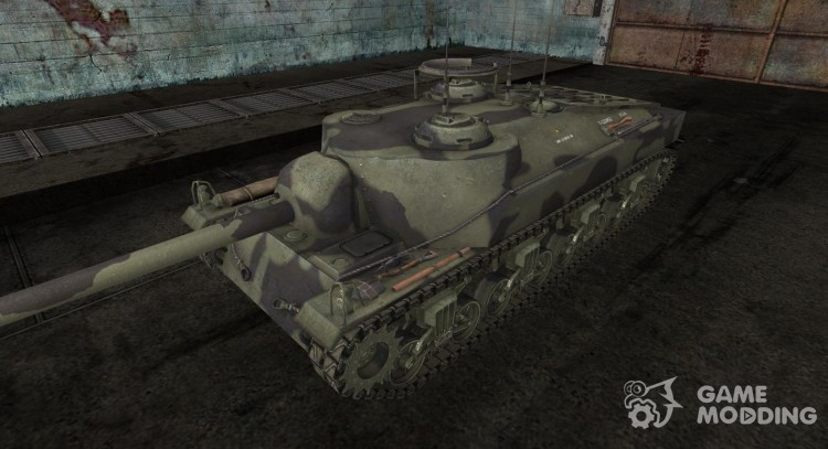 Skin for T28 for World Of Tanks