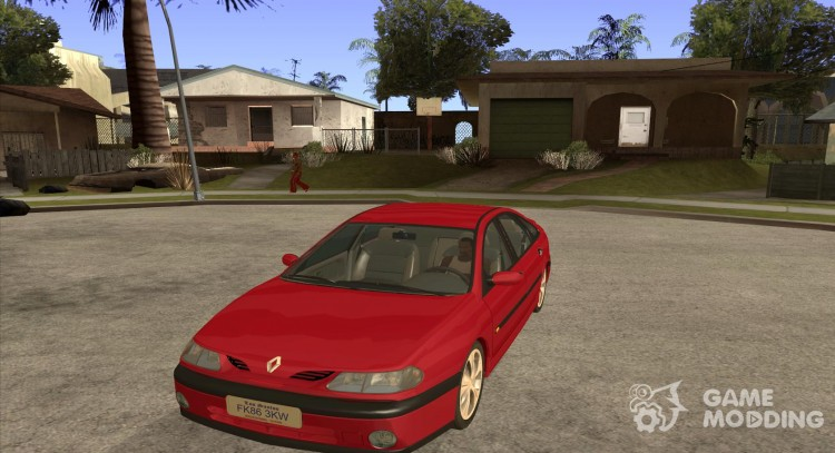 Renault Laguna 16V for GTA San Andreas