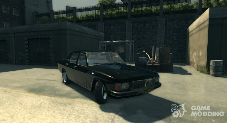 GAS 3102 for Mafia II
