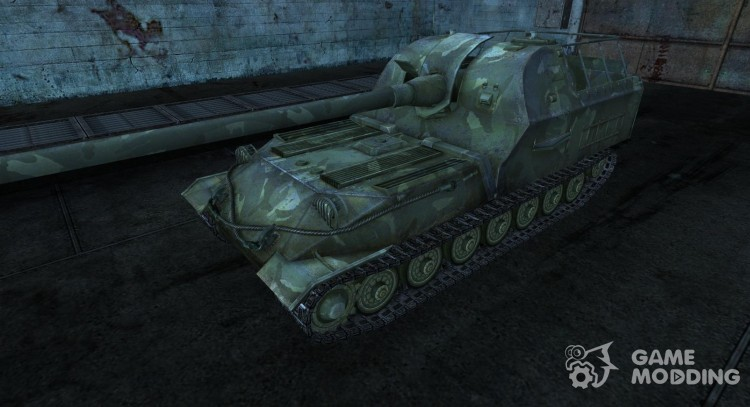 The object 261 11 for World Of Tanks