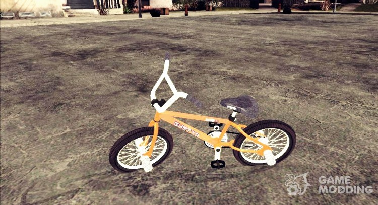 K2B BMX Ghetto 2.0 for GTA San Andreas