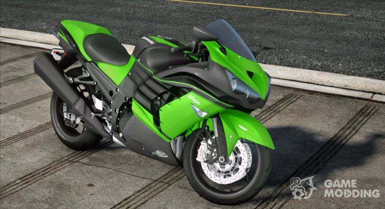 2018 Kawasaki ZX-14R for GTA San Andreas