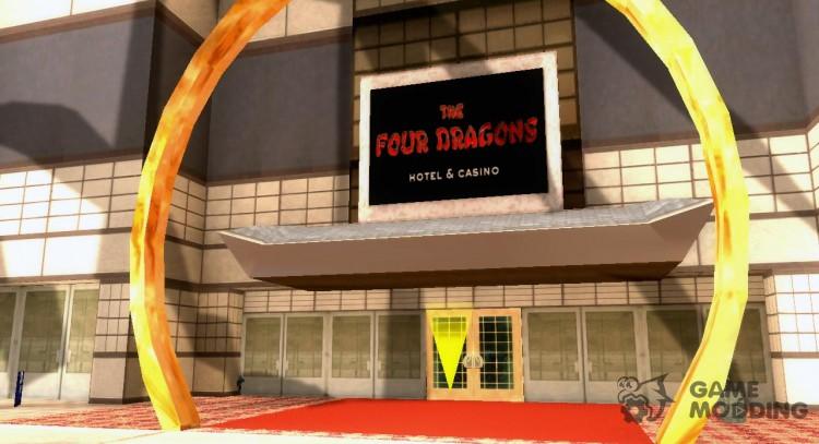 Казино 4 дракона для мода самп кухонная лихорадка алмазы в казино