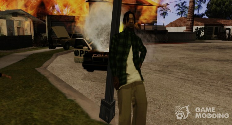 Dangerous area for GTA San Andreas