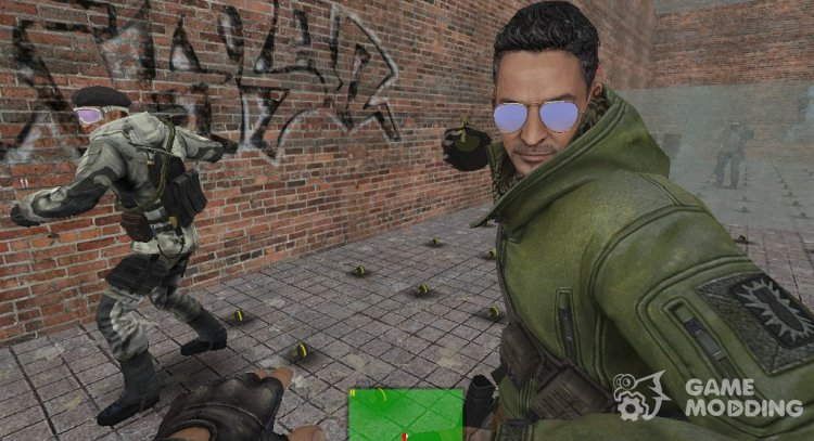 Leet from Counter Strike Online 2 for Counter-Strike Source