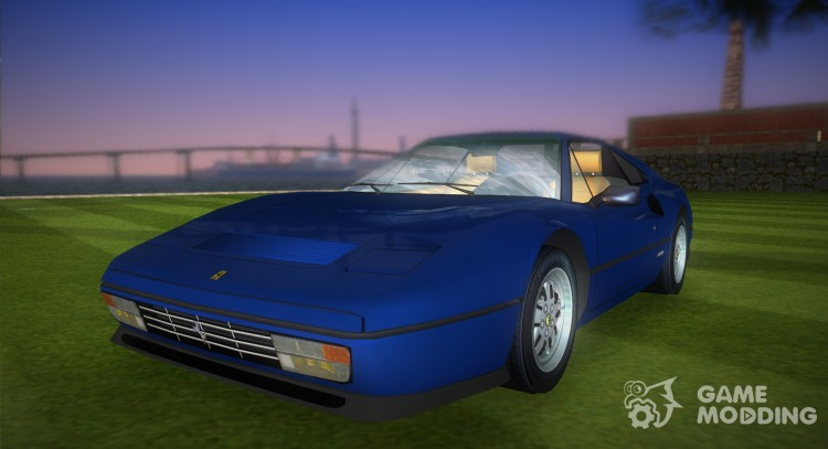 Ferrari 328 GTB for GTA Vice City