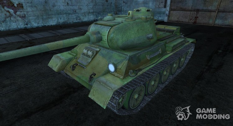 T-43 для World Of Tanks