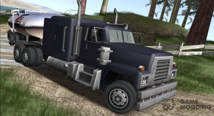Sounds for trucks like in GTA VC v2. 0 for GTA San Andreas