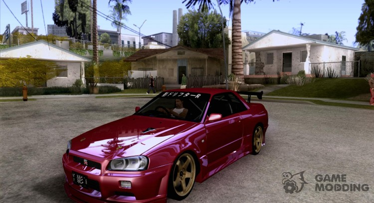 Nissan Skyline B324R for GTA San Andreas
