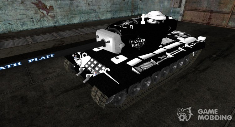 The T30 from VanCleeF for World Of Tanks