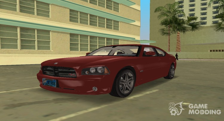 Dodge Charger Daytona R/T v.2.0 for GTA Vice City