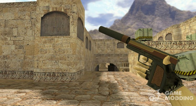 USP Business class for Counter Strike 1.6