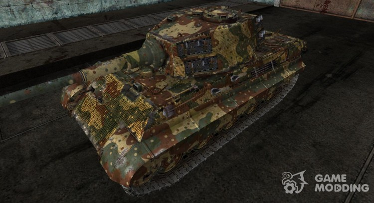 PzKpfw VIB Tiger II №99 для World Of Tanks