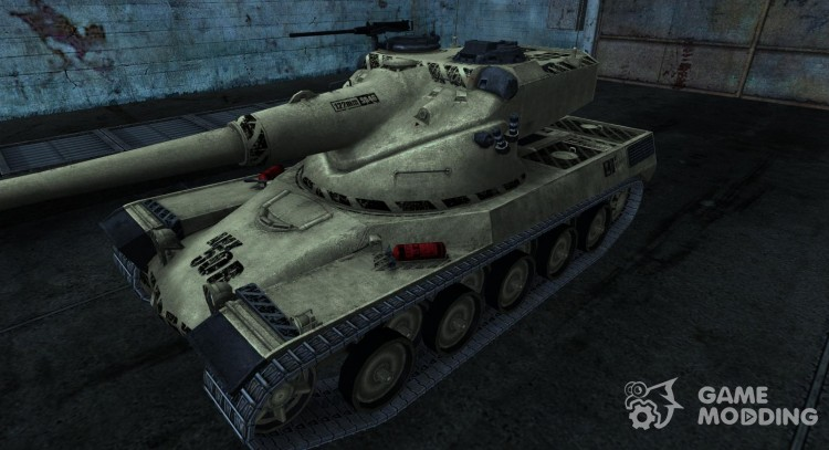 Шкурка для AMX 50B для World Of Tanks