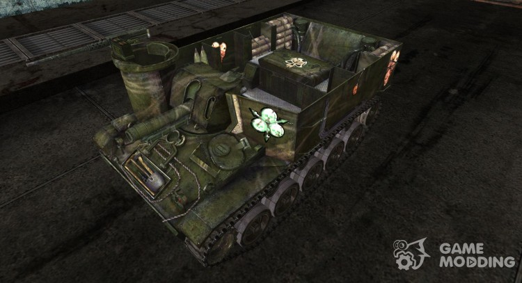 М37 Death Guard для World Of Tanks