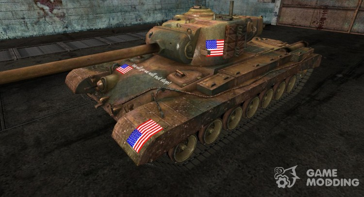 R32 daven for World Of Tanks