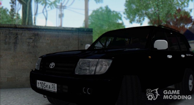Toyota Land Cruiser 105 for GTA San Andreas