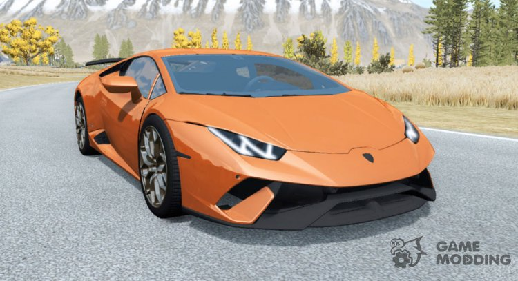 Lamborghini Huracan LP640-4 Performante (LB724) for BeamNG.Drive