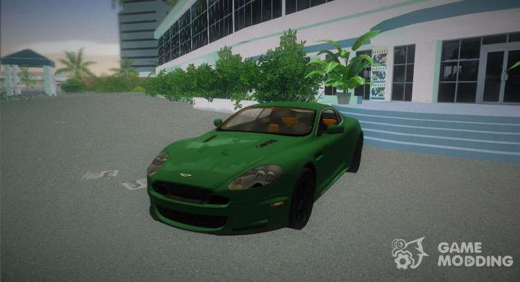 Aston Martin DBS for GTA Vice City