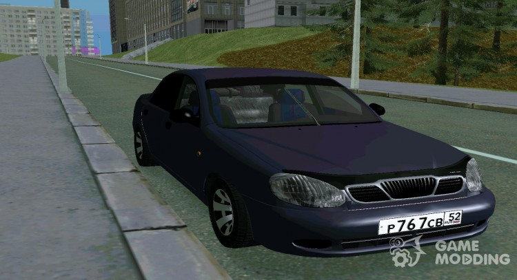 Daewoo Lanos V3 for GTA San Andreas