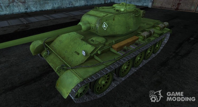 T-44 Gesar для World Of Tanks