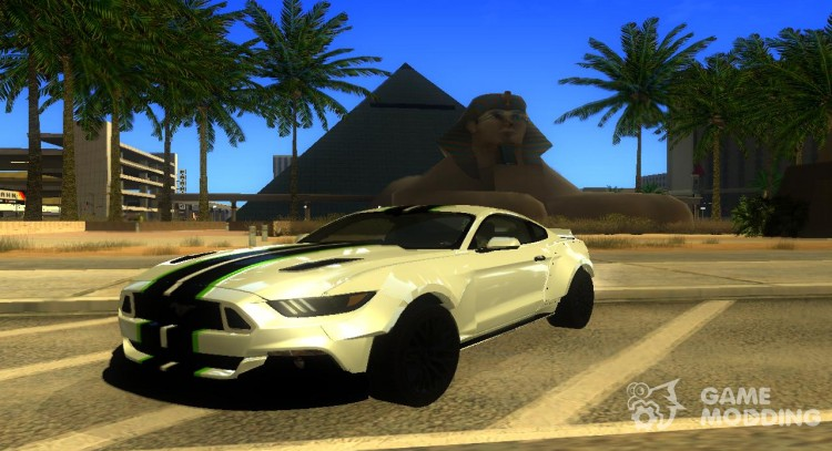 Ford Mustang 2015 Need For Speed Edition Payback For Gta San Andreas