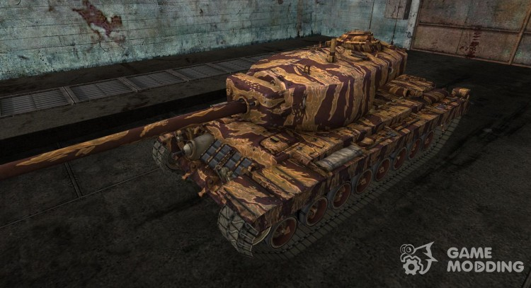 The T30 13 for World Of Tanks