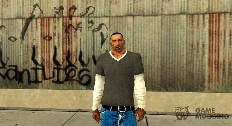 CJ 2014 for GTA San Andreas