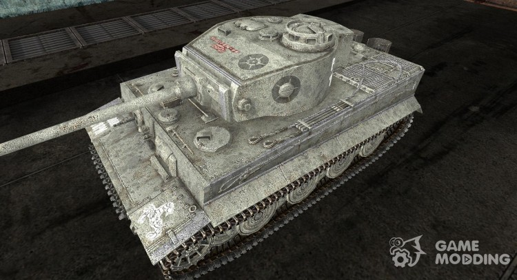PzKpfw VI Tiger для World Of Tanks