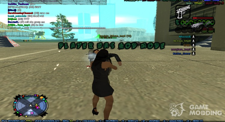 aimbot gta san andreas multiplayer