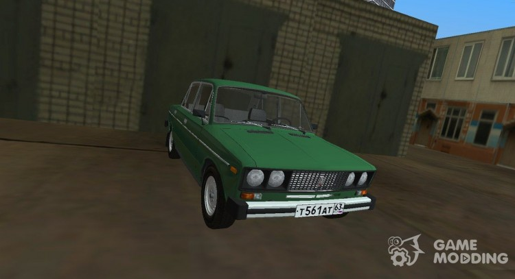 VAZ 21065 for GTA Vice City