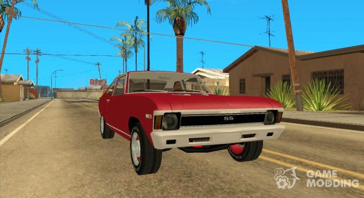 Chevrolet Chevy 69 for GTA San Andreas