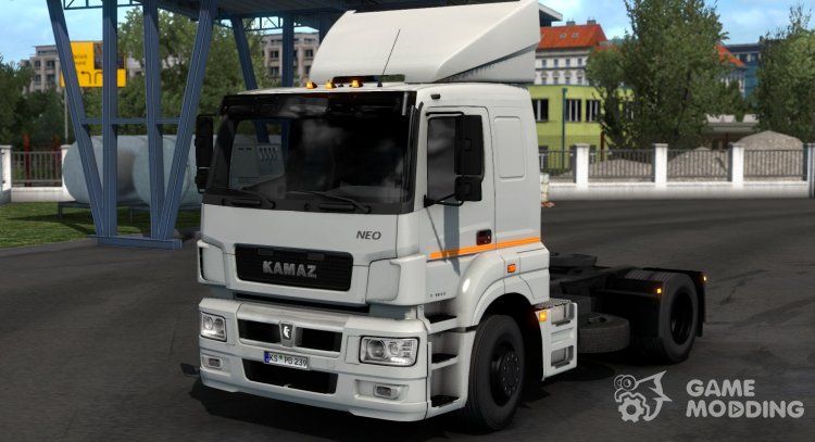 kamaz 5490 Neo for Euro Truck Simulator 2