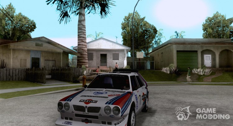 Lancia Delta S4 Martini Racing for GTA San Andreas