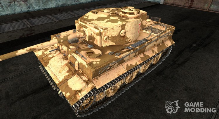 PzKpfw VI Tiger 5 для World Of Tanks