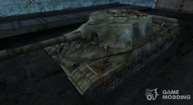 Skin to tank A 268 for World Of Tanks