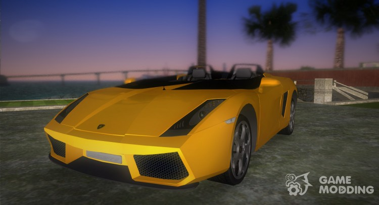 Lamborghini Concept S for GTA Vice City