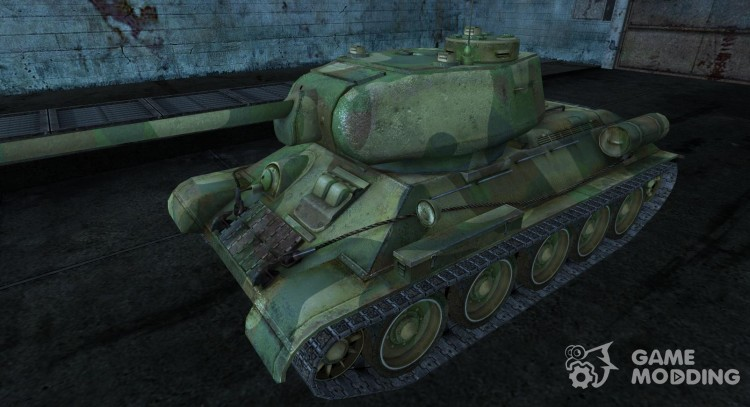 Т-34-85 stas9323 для World Of Tanks