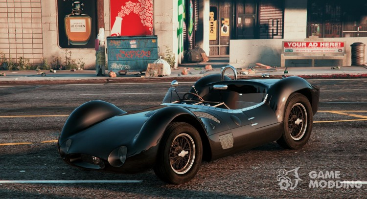 Maserati Type 60 Birdcage for GTA 5