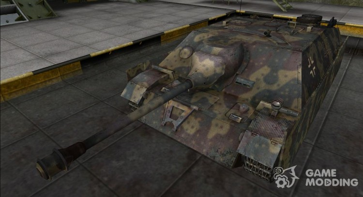 Skin for the JagdPz IV (remodel) for World Of Tanks