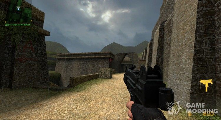 Mini-uzi for Counter-Strike Source